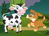 Play Domestic Animals Memory