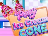 Play Pony Ice Cream Cone