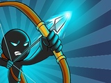 Play Stickman Archer Mr Bow