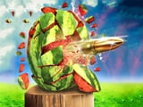 Play Watermelon Shooting 3D