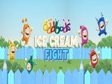 Play Oddbods Ice Cream Fight