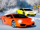 Play Snow Track Racing 3D