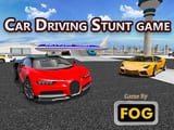 Play Car Driving Stunt Game