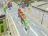Play Car Carrier Trailer