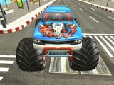 Play Monster Truck City Parking