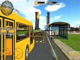 Play School Bus Driving Simulator 2019