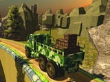 Play Army Truck Transport