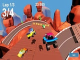Play Mountain Mini Car Racer