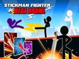 Play Stickman Fighter Mega Brawl