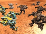 Play Mech Battle Simulator