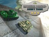 Play Impossible Parking Army Tank