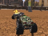 Play Demolition Monster Truck Army 2020
