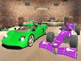 Play Supercars Speed Race