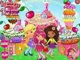 Play Strawberry Gingerbread Magic Land