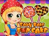 Play Easy Bake Pop Cakes