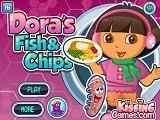 Play Dora Fish and Chip