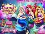 Play Ariel Birthday Party